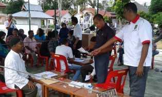 Ketua DPRD Rohil, Nasrudin Hasan: Pilkades Pembelajaran Demokrasi Rakyat