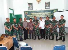 Dandim 0321 Rohil Tegaskan Netralitas TNI Harga Mati