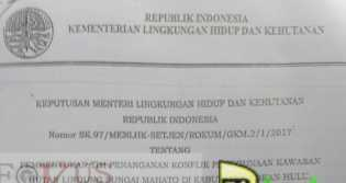 5 Koptan Reboisasi Berkonsultasi bukan di Provokasi, Ini Kronologisnya...