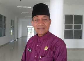 Ketua DPRD  Nasrudin Hasan :