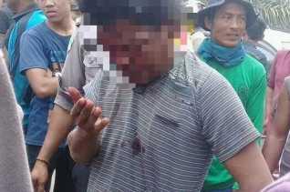 Heboh! Penculik Anak di Rohil Ditangkap Basah oleh Warga