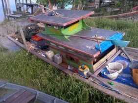 Disayangkan Pelabuhan Nelayan Bagansiapiapi Jadi Kampong Tinggal