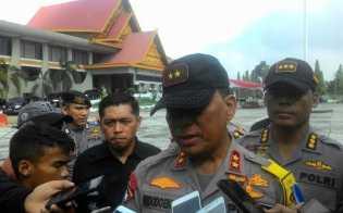 Ops Lilin Muara Takus 2018, Ini Jumlah Laka Lantas di Riau