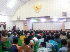 Gaji Honorer Sopir, Security dan Cleaning Service Pemkab Rohil Naik
