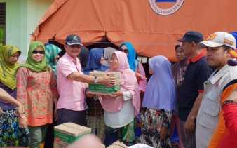Sekda Rohil Surya Arfan: PT CPI dan Mitranya Agar Bantu Korban Banjir