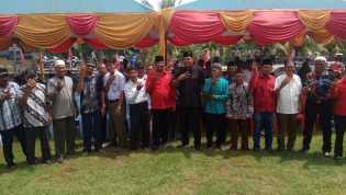Kampanye Cawagub Suyatno Tawarkan Ekonomi Kerakyatan dan 2000 Unit RLH Siak Bengkalis