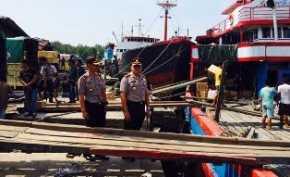 Cegah Narkoba dari Jalur Laut, Polres Dumai Perketat Pengawasan Pelabuhan Tikus