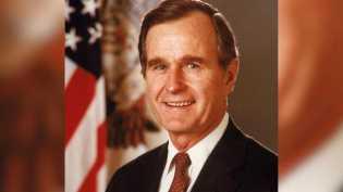 Mantan Presiden Amerika Serikat George H.W. Bush Meninggal di Usia 94 Tahun