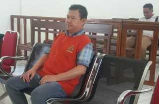 PN Rohil Gelar Sidang Kasus Perambahan Hutan Pengusaha Dok Bagansiapiapi