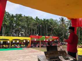 Ribuan Warga Pulau Merbau hadiri Kampanye AYO
