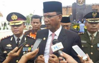 Bupati Rohil H Suyatno Minta Kegiatan Sudah Selesai Diakhir Tahun