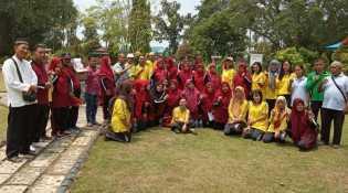 SMAN 01 Bangko Stuban ke Sekolah Adiwiayata Tingkat Nasional