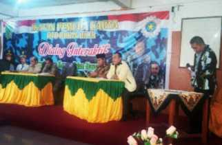 Kritik Sosial, IPK Rohil Gelar Dialog Interaktif Bahas Defisit Daerah