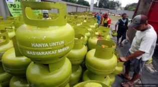 Bupati Rohil Berang, Diduga Agen Nakal Gas LPG 3Kg Tembus Rp30.000,-