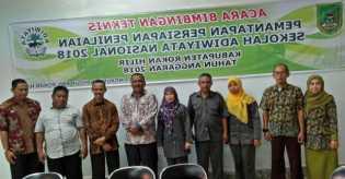Rohil Siap Menjadi Kabupaten Adiwiyata Untuk Propinsi Riau