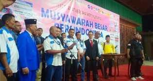Mubes Sekber Pers Indonesia di TMII sukses, Eggi Sudjana: Wartawan Harus BeraniJujur
