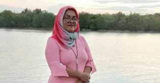 Ridayanti Caleg PAN No 08, Keterwakilan Perempuan Inginkan Perubahan