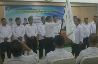 Pengurus DPC AJOI Bengkalis Periode 2018- 2022 Resmi Dikukuhkan