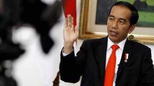 Luar biasa... Rohil Dikunjungi Presiden Jokowi