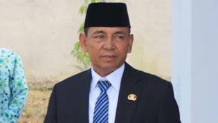 Tanpa Perahu Golkar, Harris Tetap Maju di Pilgubri 2018