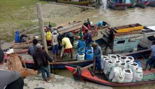 Kapal Karam!! 4 Nelayan Rohil Masih Dalam Pencarian