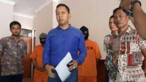 Polisi Bekuk 2 Calo TKI dan Sita 27 Paspor di Batam