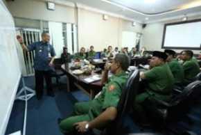 Pj Bupati Ajak SKPD Keroyokan Bentuk Desa Bahari Rangsang Pesisir