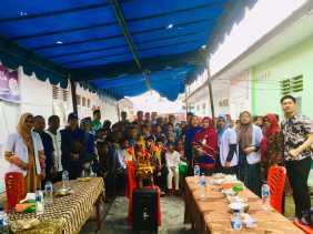 IDI Rohil Gelar berbagai Kegiatan Sosial di Palika