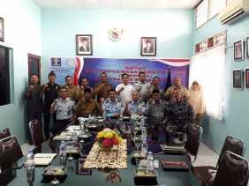 Imigrasi Bagansiapiapi Gelar Rapat Tim Pora Tingkat Kabupaten