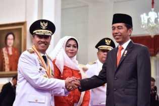 Acara Penyambutan Batal, Jokowi Belum Bisa ke -Riau