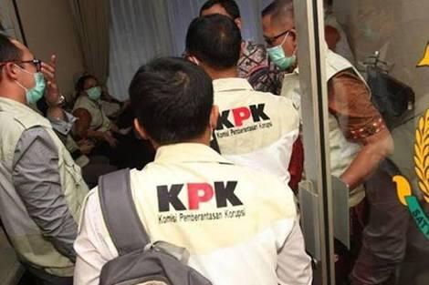 Wajib tau!! KPK Sudah di Riau, Berikut 7 Kabupaten Jadi Sasarani