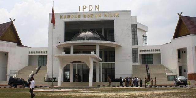 Mendagri Minta Pemkab Rohil Siapkan Launcing Pergantian Nama Kampus IPDNi