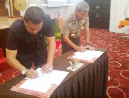 Hari ini Polda Riau dan FKPT Riau Tandatangani Kesepakatan Bersamai