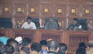Hadapi MTQ Riau ke-34, Pemkab Siak Gesa Pembuatan Astakai