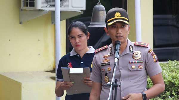 Hebat!! Januari-November, Polsek Bangko Ungkap 118 Tindak Pidanai