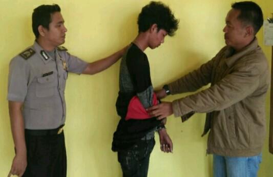 Perkosa ABG di Gedung SD, Pemuda di Rohil Ditahan Polsek Panipahani
