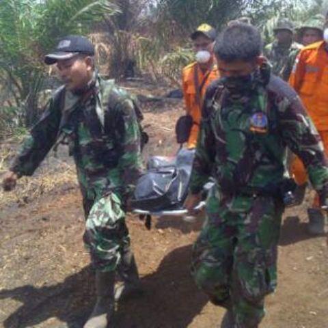 Personil TNI Yang Hilang Akhirnya Ditemukan Dalam Keadaan Tidak Bernafasi