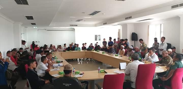 GMB Bagansiapiapi Desak Pemda Rohil Tutup Usaha Terindikasi Pekat