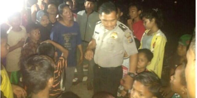 Bocah yang Hilang di Sungai Pabrik Belum Ditemukani