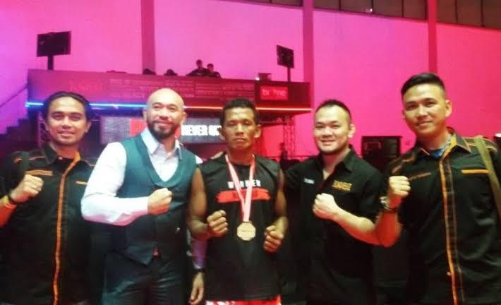 Wahin Sinsau Atlet MMA Asal Inhu Harumkan Nama Riaui