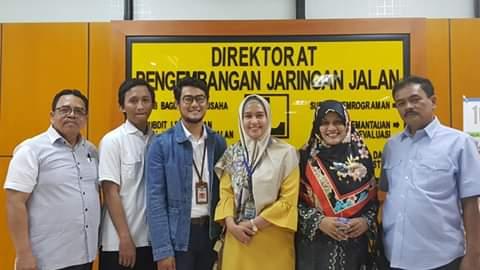 DPRD Riau Perjuangkan Pembangunan Jalan Rohil, April 2019 Mulai Perbaikani