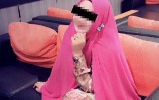 Istri Pak Haji yang selingkuh suka bicara agama di sosial mediai