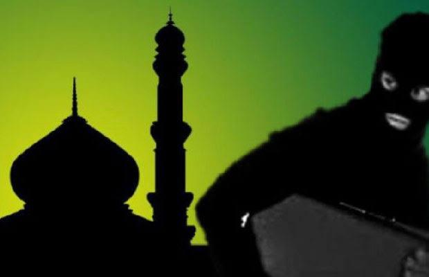 Alamak! Masjid Ar Ridho Bagan Hulu Rohil Dibobol Malingi
