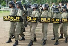 Satpol PP Rohil Adakan Penyegaran dan Pelatihan Dalmasi