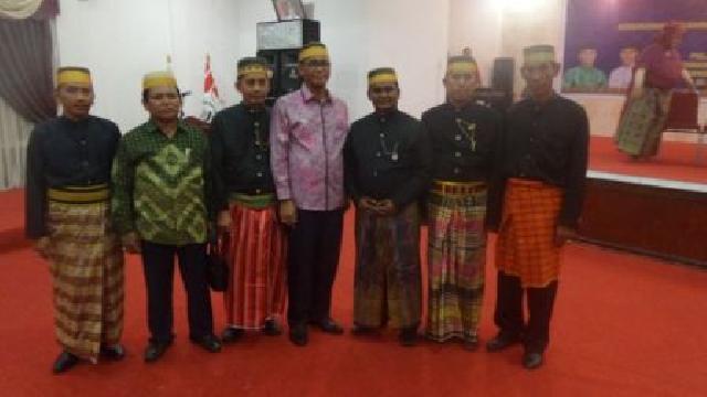 Bupati Suyatno Hadiri Pelantikan BPD KKSS Rohil